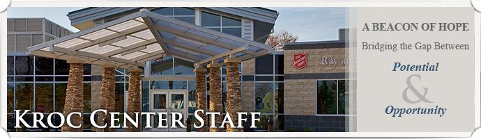Kroc Center Staff