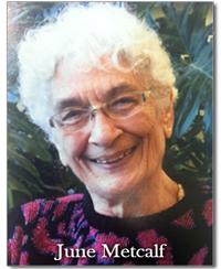 June Metcalf