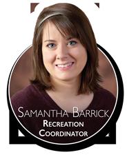 Samantha Barrick