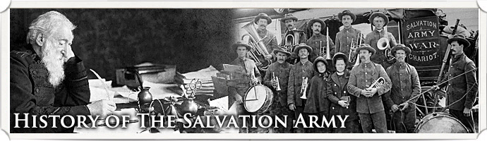 The Salvation Army History