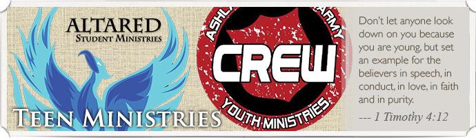 Teen Ministries